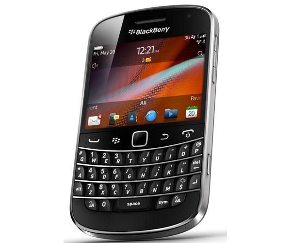 Precios y tarifas de la BlackBerry Bold 9900 con Vodafone 2