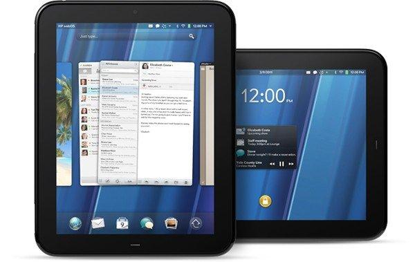 HP no lanzará más móviles y tabletas WebOS 2