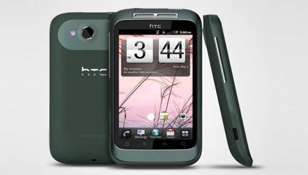 Nueva aparición del HTC Bliss, un Android para ellas
