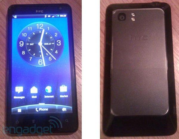 Nuevas imágenes filtradas del potente HTC Holiday