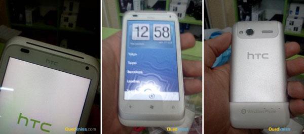 El HTC Omega vuelve a dejarse ver en imágenes filtradas