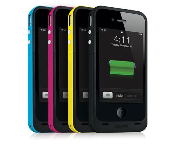 Juice Pack Plus para iPhone 4, nueva funda con batería