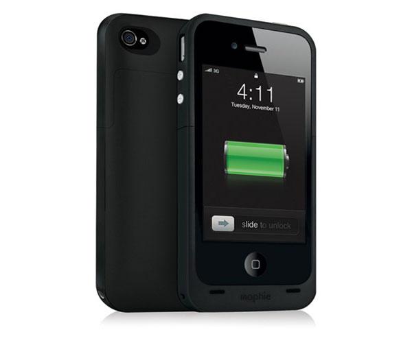 Juice Pack Plus para iPhone 4, nueva funda con batería 2