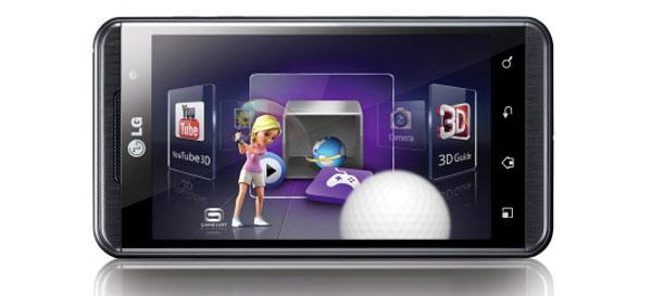 LG presentará en el IFA 2011 su 3D Game Converter