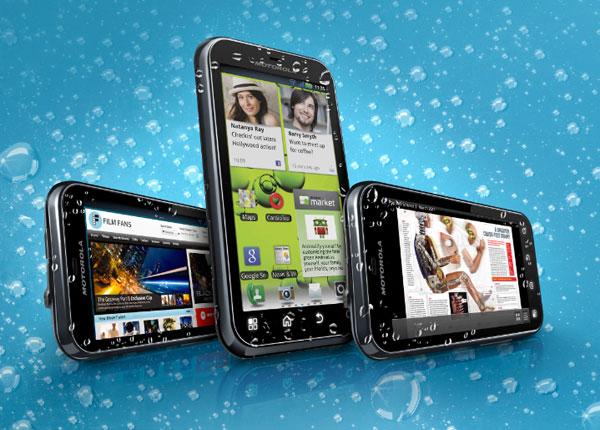 Motorola DEFY+, renovación del móvil todoterreno de Motorola