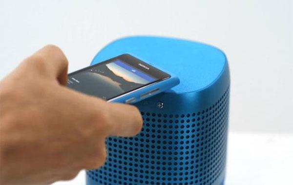 Nokia incluirá conexión NFC en todos sus móviles