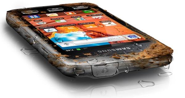 Samsung Galaxy Xcover, móvil Android que lo resiste todo