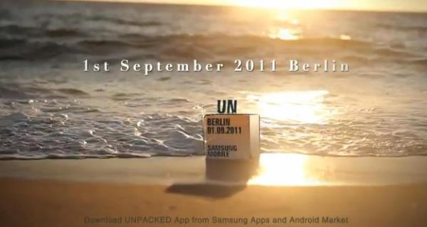 Samsung Galaxy W, será presentado en el IFA 2011