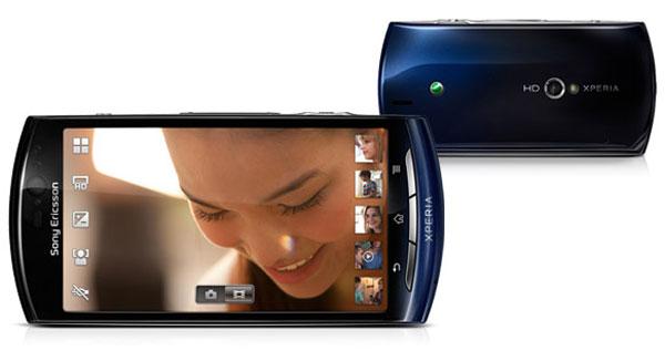 Sony Ericsson Xperia neo V, análisis y opiniones