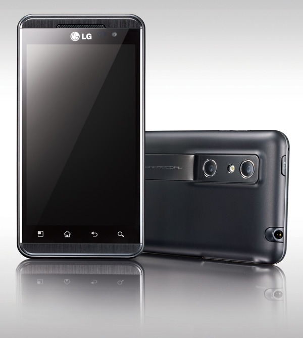 LG ya trabaja en la segunda edición del LG Optimus 3D 2