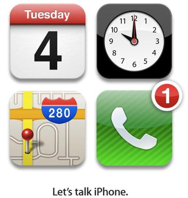 Apple lo confirma: presentación del iPhone 5 el 4 de octubre