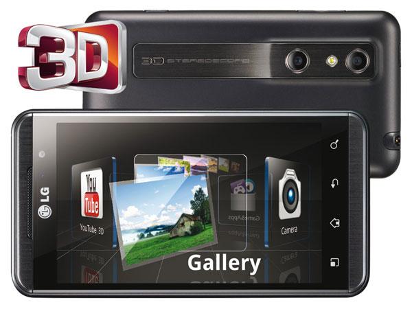LG Optimus 3D, cinco cosas que debes saber sobre este móvil