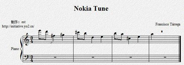 Concurso para crear el nuevo tono de móviles Nokia 2