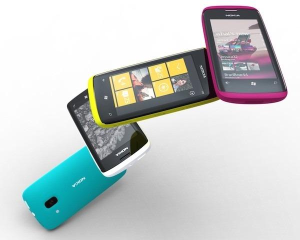 Nokia cuela su primera aplicación en los Windows Phone 7