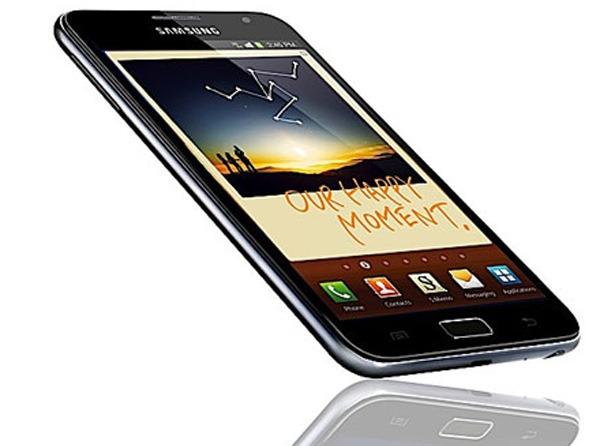 Primeras pistas sobre el precio del Samsung Galaxy Note