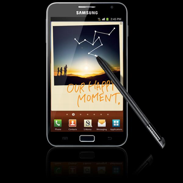 Ya se puede reservar el Samsung Galaxy Note en Expansys