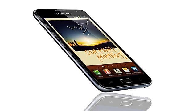 El Samsung Galaxy Note se pondrá a la venta en noviembre