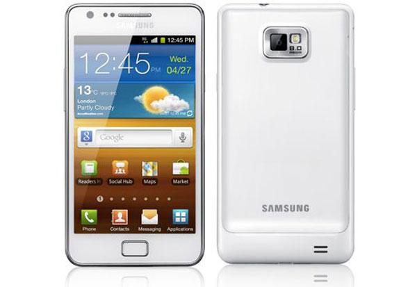 Ya se puede comprar el Samsung Galaxy S II en blanco