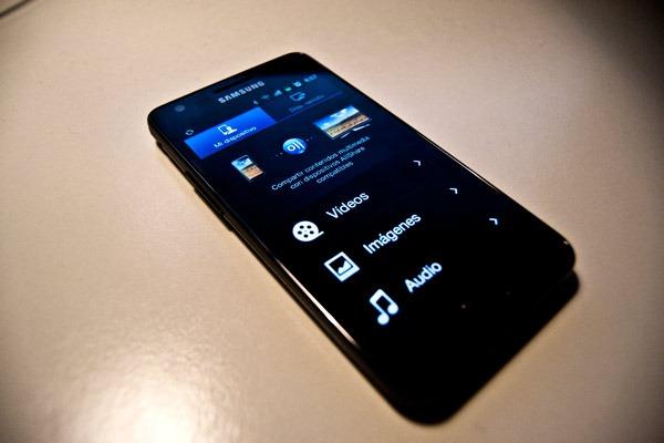Conecta el Samsung Galaxy S2 a la tele sin cables
