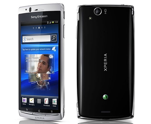 Sony Ericsson Xperia Arc S vs Sony Ericsson Xperia Arc 4