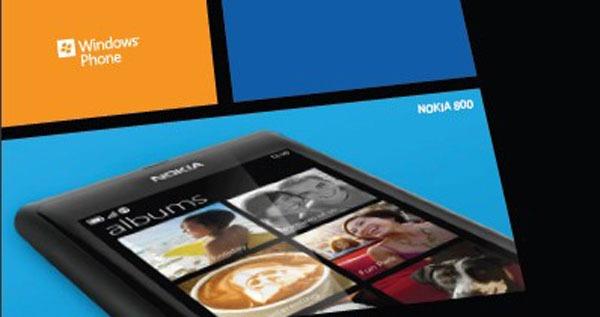 Queda al descubierto el Nokia 800, su primer Windows Phone 7