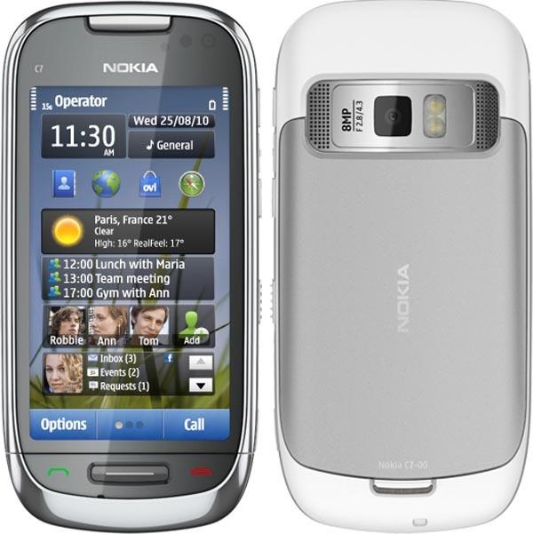 Comparativa Nokia 701 Vs Nokia C7