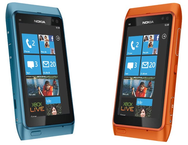 El tercer Windows Phone de Nokia podría ser el Nokia Sabre