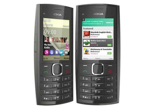 Nokia X2-05, análisis y opiniones