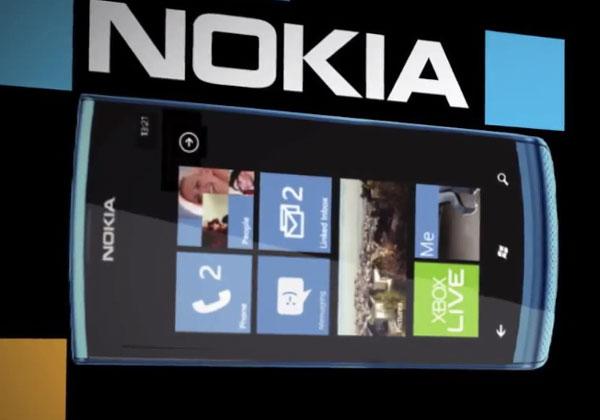 El Nokia Lumia 900 podría haberse dejado ver en vídeo