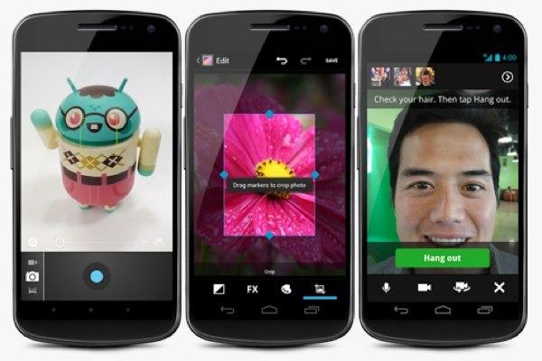 Android 4.0 para Moviles de Google