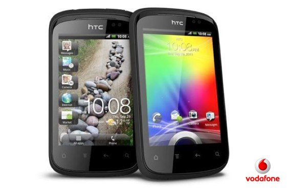 HTC Explorer con Vodafone, precios y tarifas