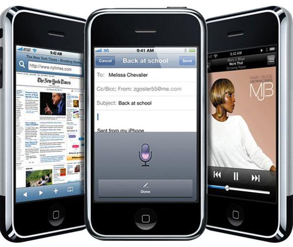 El asistente del iPhone 4S se muda al iPhone 3GS