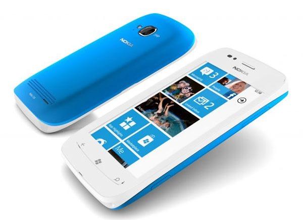 El Nokia Lumia 710 estará disponible en España desde enero