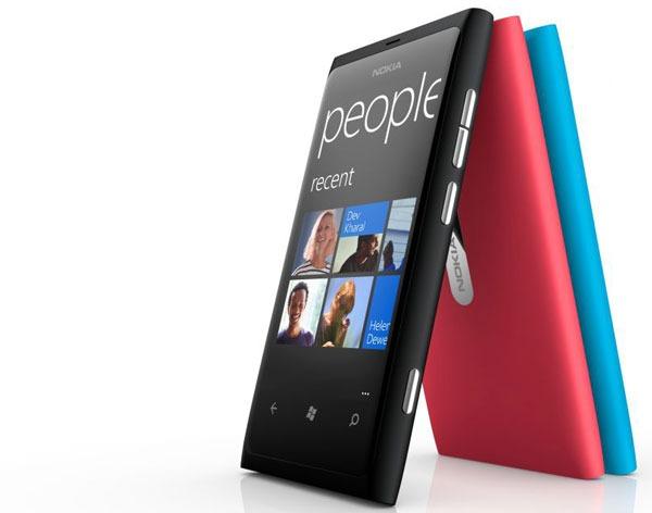 Nokia lanzará dos actualizaciones para su Nokia Lumia 800