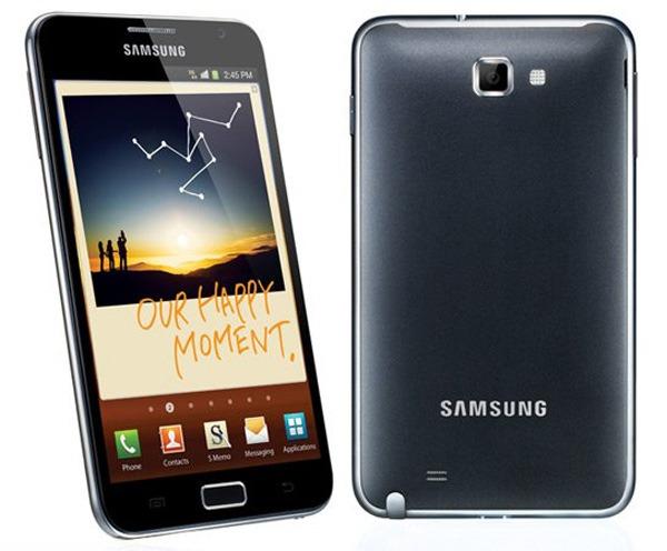 El Samsung Galaxy Note llega a España por 730 euros libre