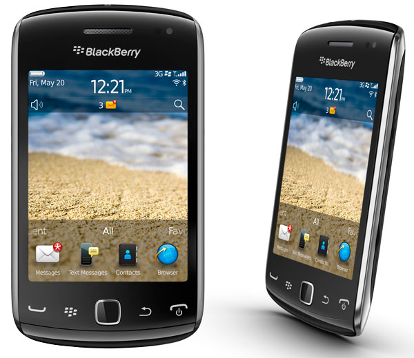 BlackBerry Curve 9380 movistar 02