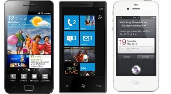 Ideas para regalar en Navidad: móviles de gama alta
