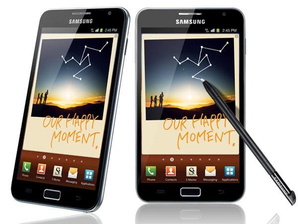 Precios y tarifas del Samsung Galaxy Note con Yoigo