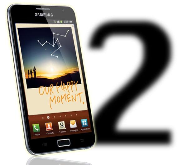 Posible Samsung Galaxy Note 2 en el horizonte