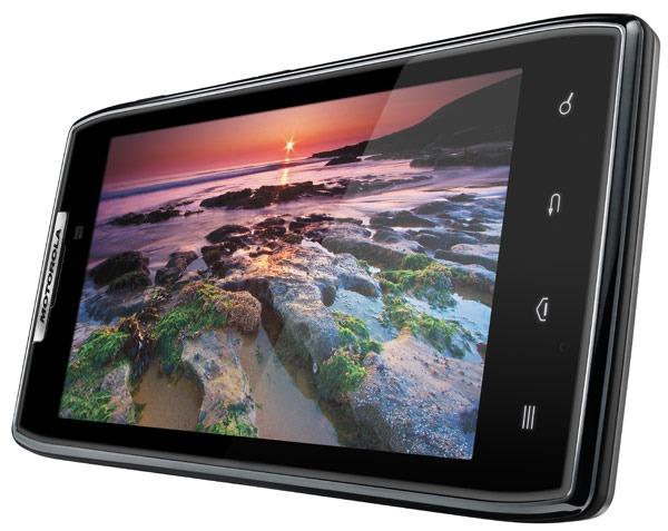 Motorola RAZR recibe una actualización con mejoras