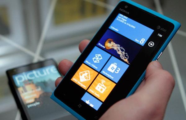 El Nokia Lumia 910 parece haber quedado al descubierto