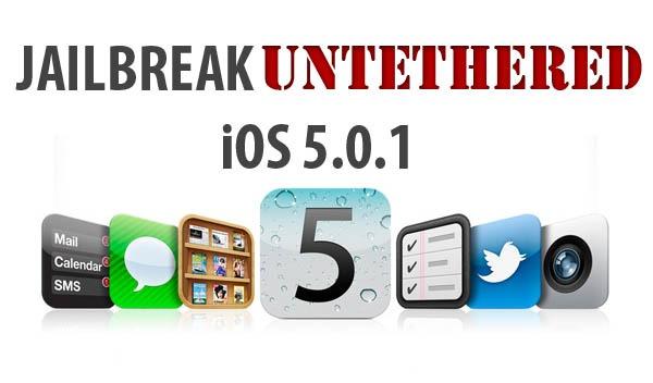 Primer vídeo del iPhone 4S con Jailbreak Untethered en iOS 5.0.1