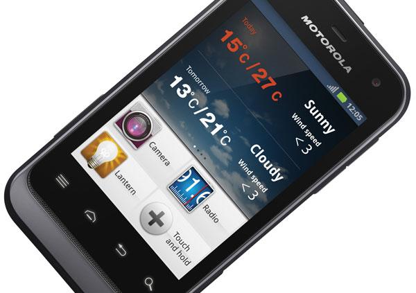 Análisis y opiniones del Motorola Defy Mini