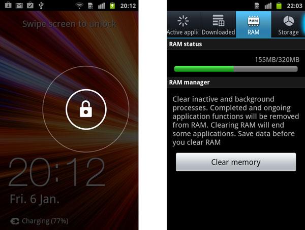 Samsung Galaxy S recibirá mejoras a cambio de Android 4.0
