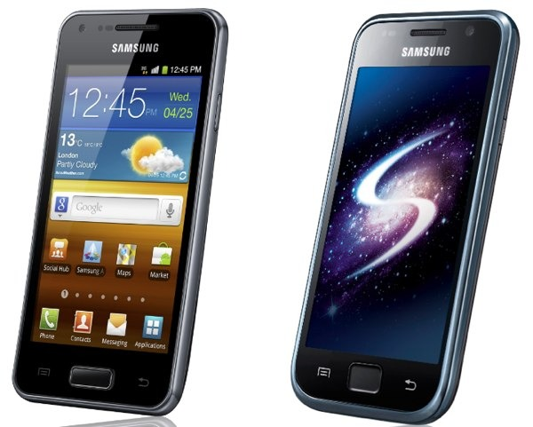 samsung galaxy s vs samsung galaxy s advance 01