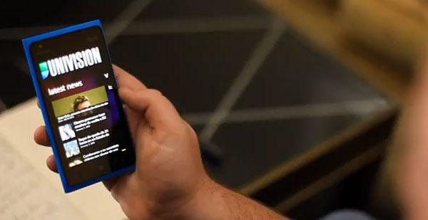 Los Nokia Lumia tendrán NFC y alimentación inalámbrica