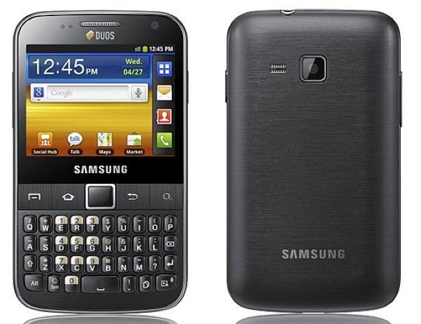Samsung Galaxy Y Pro Orange, precios y tarifas