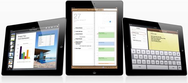 El iPad 3 se presentaría el 7 de marzo y tendría conexión LTE