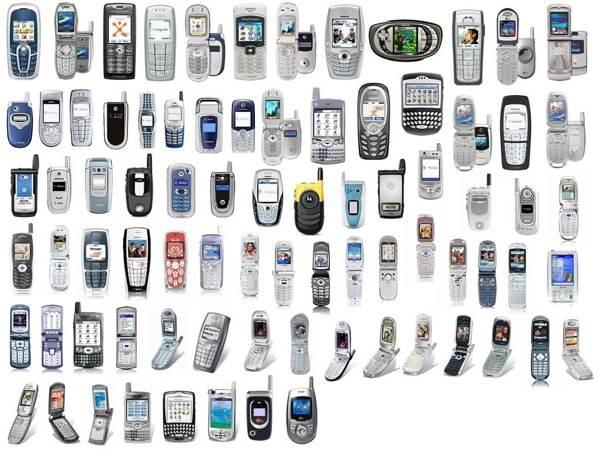 Otros 5 móviles con historia