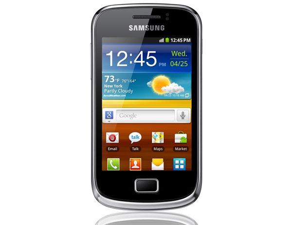 Análisis y opiniones del Samsung Galaxy Mini 2